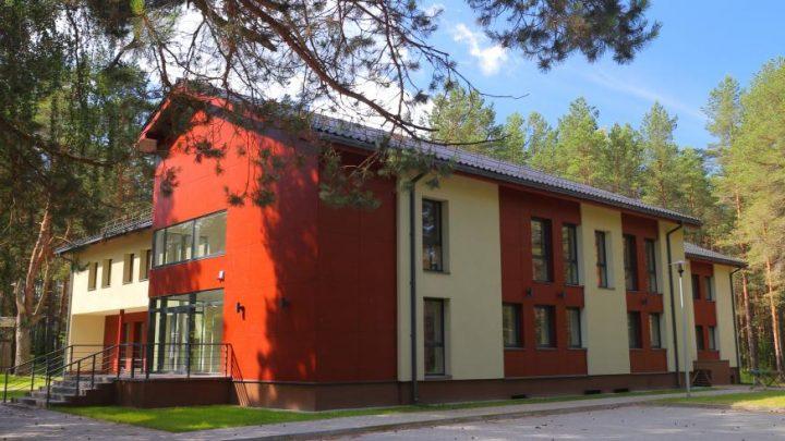 Dzūkijos nacionalinio parko Marcinkonių lankytojų centras
